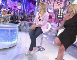 """Mila Ximénez a Olvido Hormigos en 'Sálvame': """"Quiere defender la sentencia de Toño Sanchís que ni se ha leído"""""""