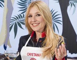 Cayetana Guillén Cuervo también estará en la segunda edición de 'MasterChef Celebrity'