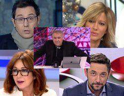 Así han cubierto las principales televisiones generalistas las elecciones catalanas del 21D
