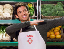 "Jorge, segundo finalista del reto a tres de 'MasterChef 5': ""Me siento muy orgulloso"""