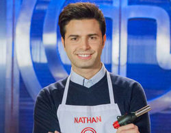 """Nathan, tercer finalista del reto a tres de 'MasterChef 5': """"Después de toda la caña es que apostaron por mí"""""""
