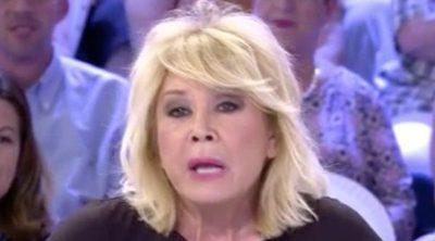 """Mila Ximénez recapacita en 'Sálvame': """"Le debo una disculpa a Edmundo Arrocet. No se lo merecía"""""""