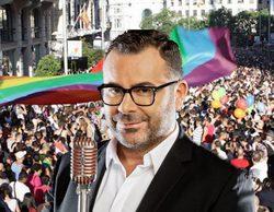 'Sálvame': El programa de Jorge Javier Vázquez celebra el Día del Orgullo con una carrera de tacones