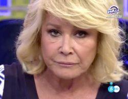 """Mila Ximénez carga contra Carmen Borrego en 'Sálvame': """"Es una cínica de muchísimo cuidado"""""""