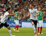 El partido entre Alemania y México de la Copa Confederaciones arrasa en Gol (6,4%)