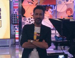 'Sálvame': David Valldeperas se convierte en presentador del programa por un día