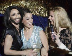 Conchita Wurst, Ruth Lorenzo y Suzy se reencuentran en el World Pride tras Eurovisión 2014