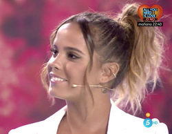 """Gloria Camila se confiesa en 'Conexión Honduras': """"Me sentí abandonada por Rocío Carrasco"""""""