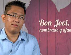 """Bon Jovi, comensal filipino de 'First Dates': """"Mi padre era un cachondo y me puso el nombre de un cantante"""""""