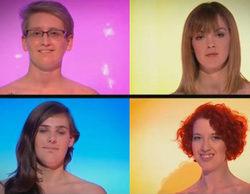 El programa británico 'Naked Attraction' incluye por primera vez concursantes transexuales
