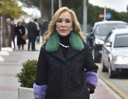 """Carmen Lomana arremete contra Belén Esteban: """"Llevo esperando 5 años y todavía no me has pagado"""""""