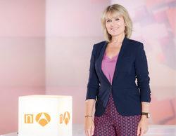 'Antena 3 Noticias' prescindirá de María Rey a partir de septiembre