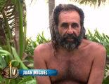 El sorprendente cambio de look de Juan Miguel horas antes de ser expulsado de 'Supervivientes 2017'