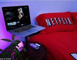 Abre en Londres el primer hotel para los fans de Netflix