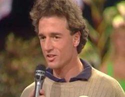 Alessandro Lecquio hizo su primera aparición televisiva en el programa de Telecinco 'Uno para todas'