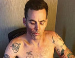 Steve-O, de 'Jackass', se quema la piel con un bidón de gasolina