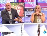 Belén Esteban y Kiko Matamoros se enzarzan en 'Sábado Deluxe' por Laura Matamoros