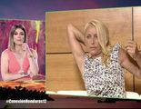 Lucía Pariente desaparece de Telecinco minutos antes de entrar en directo en 'Conexión Honduras'
