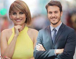 Lourdes Maldonado y Diego Losada, nuevos rostros de los informativos de Telemadrid