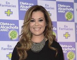 María José Campanario, ingresada en un hospital de salud mental