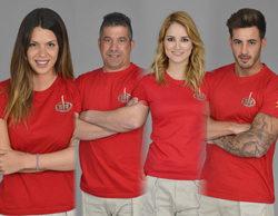 Laura Matamoros, José Luis, Alba Carrillo e Iván González, a un paso de ganar 'Supervivientes 2017'