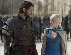 Emilia Clarke ('Juego de Tronos') felicitó a los creadores de la serie por su escena sexual con Daario Naharis