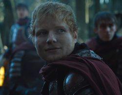 'Juego de Tronos': Ed Sheeran borra su cuenta de Twitter tras su aparición en la serie