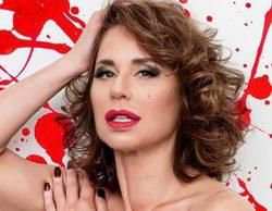 Vicky Larraz ('TCMS') se desnuda en Primera Línea y habla claro sobre su disputa con Marta Sánchez