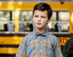 'El joven Sheldon' ('Young Sheldon'), spin-off de 'The Big Bang Theory', llega el 26 de septiembre a Movistar+