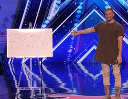 'America's Got Talent' se consolida como lo más visto de la noche y 'World of Dance' empeora sus datos