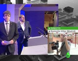 'laSexta noticias': Un cámara realiza un corte de mangas en mitad de una conexión en directo