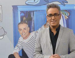 'Sálvame': Kiko Hernández debuta como presentador del programa