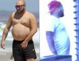 'Sálvame': Primera imagen del cambio radical de Kiko Rivera tras someterse a una reducción de estómago