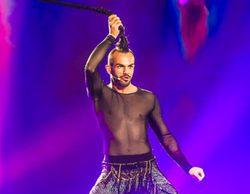 Slavko Kalezic, representante de Montenegro en Eurovisión, audiciona para 'The X Factor'