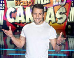 'Me lo dices o me lo cantas': Álex Forriols participará en la primera edición del talent-show de Jesús Vázquez