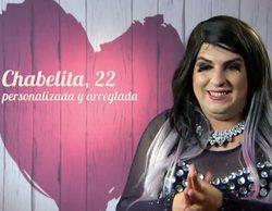 """Chabelita, en 'First Dates': """"Estoy en la vida loca; bien de tacón, bien de peluca y me voy de 'retondas'"""""""
