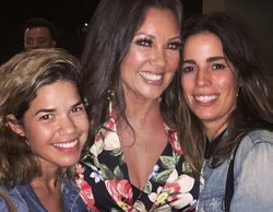 'Ugly Betty': America Ferrera, Vanessa Williams y Ana Ortiz se reencuentran siete años después del final