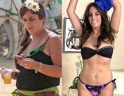 """Anabel Pantoja ('Sálvame') habla sobre su cambio físico: """"Con 18 años pesaba más de cien kilos"""""""