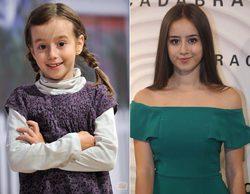 Así es el cambio de imagen de Priscilla Delgado, una de las protagonistas de 'Los protegidos'