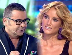 "Jorge Javier Vázquez a Alba Carrillo: ""La cara esa que tienes no me va a amargar la última gala de 'SV"""