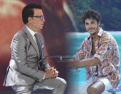 """Así fue el """"toque de atención"""" de José Ortega Cano a Kiko Jiménez tras su regreso de 'Supervivientes'"""