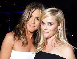 Jennifer Aniston y Reese Witherspoon protagonizarán una comedia