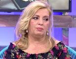 """'Sálvame': Carmen Borrego le pide a María Teresa Campos que vuelva a """"trabajar ya, que estás muy mimada"""""""