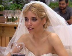 """Natalia, participante de 'First Dates': """"Vengo vestida de novia porque nunca me quiero casar"""""""