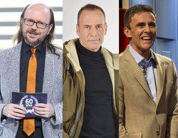 'Mad in Spain': Santiago Segura, Carlos Lozano y Alonso Caparrós, nuevos colaboradores del programa