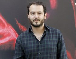 """Aarón Guerrero ('Ana y los siete') tras tocarle el pecho a su compañera en 'Snacks De Tele': """"Me gustan"""""""