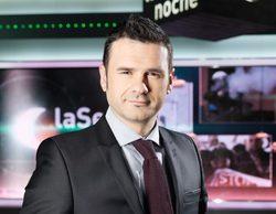 'laSexta noche': El simpático error de Iñaki López al equivocarse al nombrar a Cayetano Martínez de Irujo