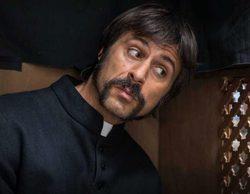 'El Ministerio del Tiempo': TVE contesta al espectador católico que se quejó de una frase de Pacino