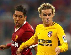 El partido entre el Liverpool - At. Madrid lidera en Gol con un 5,5%