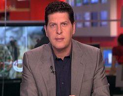 'Noticias Cuatro': David Tejera, el ex de la reina Letizia, vuelve a presentar el telediario